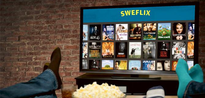 Ett Litet Kok Stockholm : Sverige for litet for ett eget Netflix  Computer Sweden