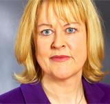 Eva Halvarsson, vd på andra AP-fonden. - 716034933