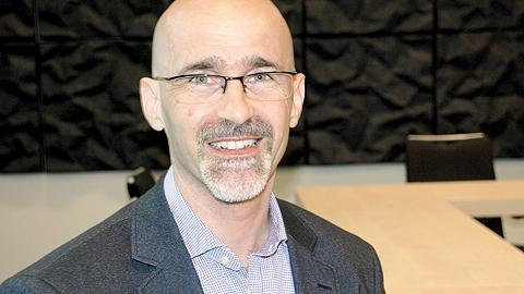 Peter Fuchs är Nordenchef på Amazon Web Services. Foto: Joakim Arstad Djurberg. - 929010150