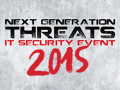 Next Generation Threats 2015 22-23 sep