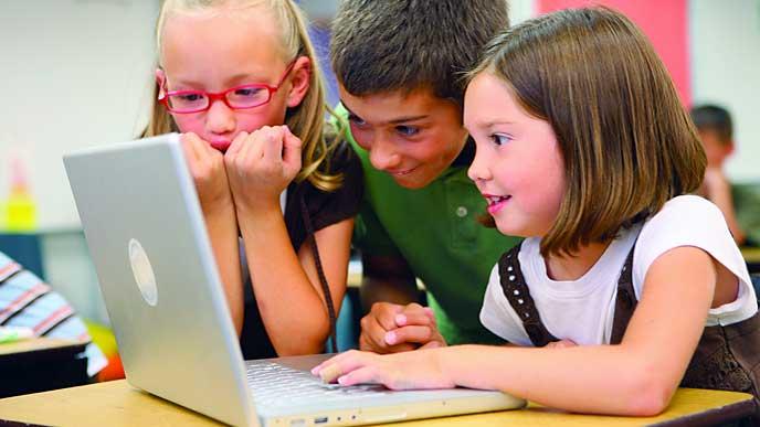 barn datoranvändning