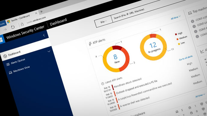 Windows Defender Advanced Threat Protection (wdatp).