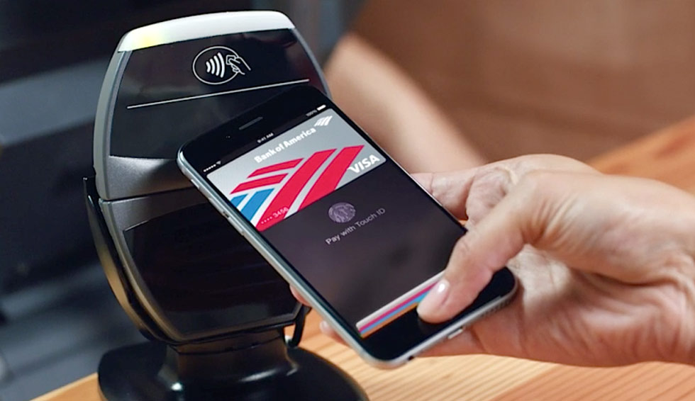 Apple Pay.