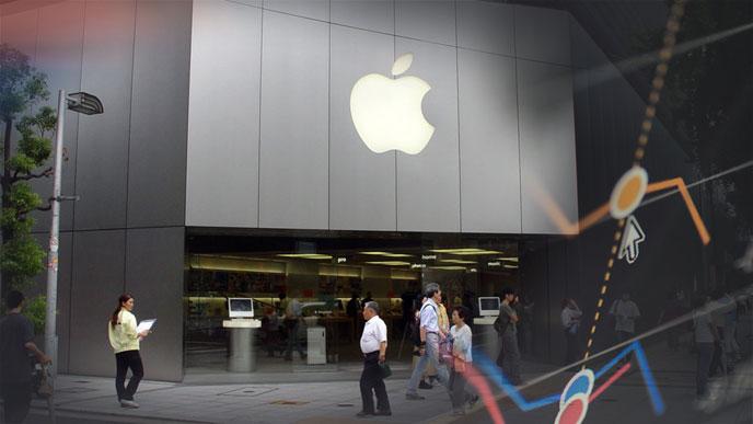 Apple fortsätter tappa – men tror på stark julhandel